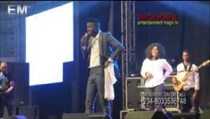 Video: Akpororo Performs at Delta Yadah Asaba 2018